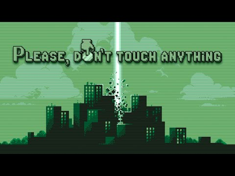 Please Don't Touch Anything - iOS & Android Trailer
