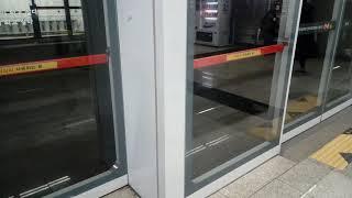2호선 개조멜코쵸퍼 234편성 내선순환 출고열차 신도림역 진입영상