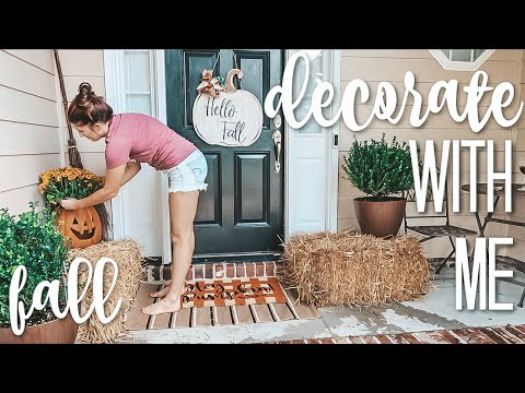 Fall Decorate with Me | New Fall House Tour 2019