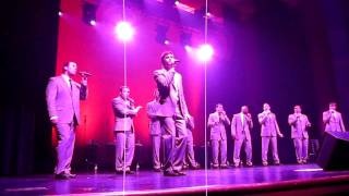 Straight No Chaser - All my Life by Dan Ponce solo by Mike Luginbill