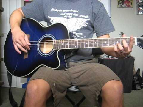 Guitar Lesson: G D Em C Chords - YouTube