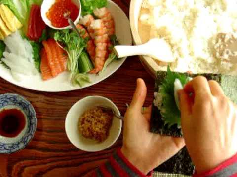 手 巻き 寿司 ネタ 切り 方