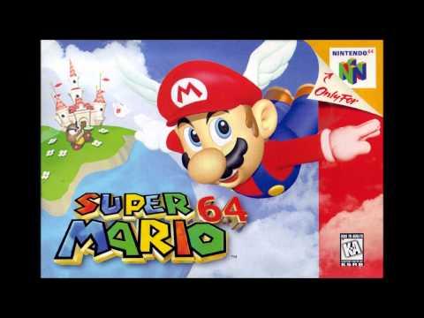 Super Mario 64 - Water Theme / Dire Dire Docks - HD