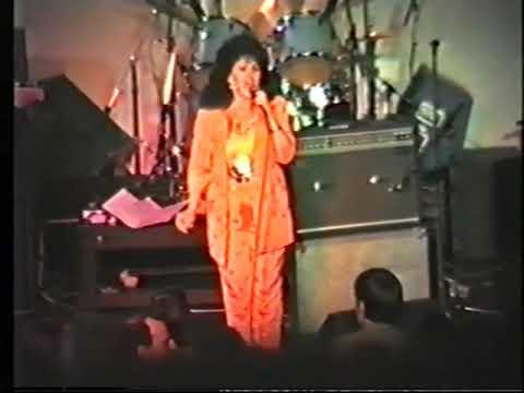 Wanda Jackson live at the Theaterfabrik München 1987