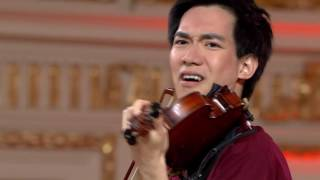 Richard Lin (Taiwan/USA) - Stage 1 - International H. Wieniawski Violin Competition STEREO