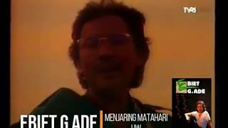 Ebiet G Ade - Menjaring Matahari  1989   Selekta Pop