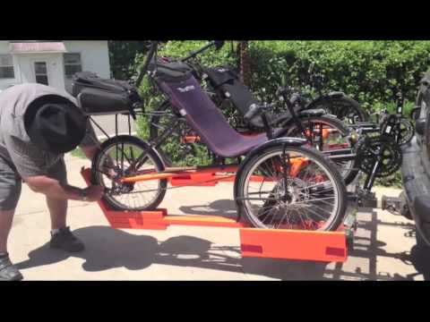 Two Way Trike Carrier Design Youtube