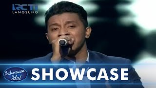 BILLY - KEKASIH BAYANGAN (Cakra Khan) - SHOWCASE 2 - Indonesian Idol 2018
