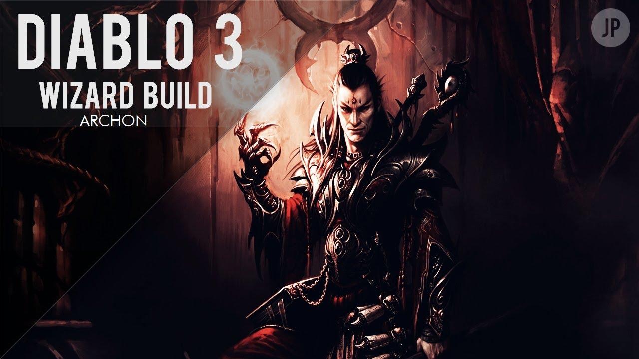Diablo  Build Archon