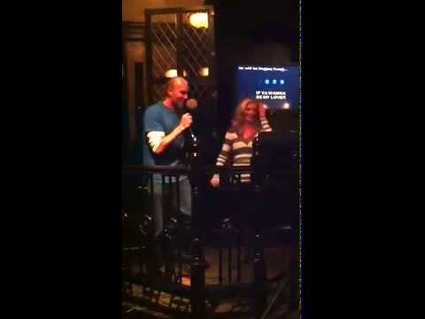 Epic karaoke fail - The Spice Girls Duo