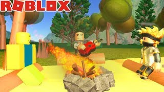 THE ISLAND OF TOTAL DEFEAT IS BACK! -ROBLOX #510