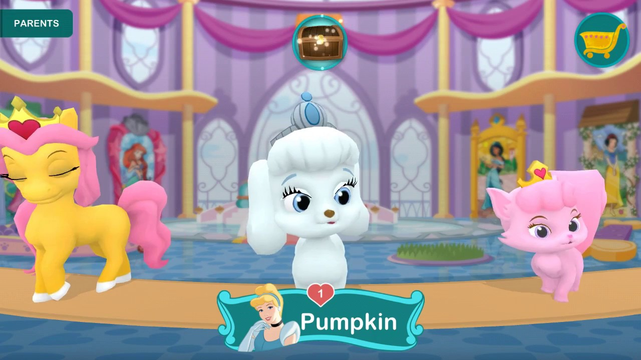 Play Fun With Palace Pets In Whisker Haven Pet Games For Girls Youtube