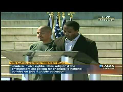 One Nation Working Together - Bishop Garrison, Ely Flores - Washington DC_5