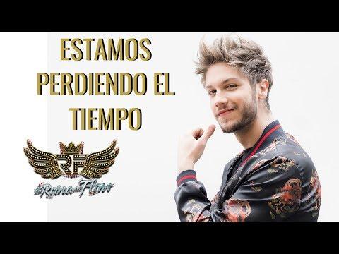 Estamos Perdiendo El Tiempo - Erick (David Botero) La Reina Del Flow 🎶 Canción Oficial - Letra