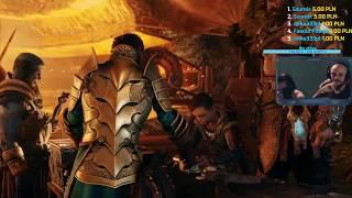 God of War #12 - Klątwa Baldura (Koniec Gry) || Macfiej