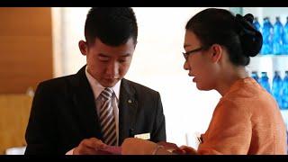 Alvin Zhang, Restaurant Manager at Shangri-La Hotel, Qingdao