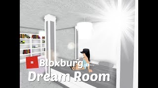 Roblox Bloxburg | Dream Room Speed Build | Sara Plays Now