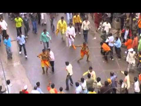 Bonalu Celebrations at Mahankali Temple, Gowliguda, Hyderabad