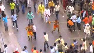 Bonalu Celebrations at Mahankali Temple, Gowliguda, Hyderabad