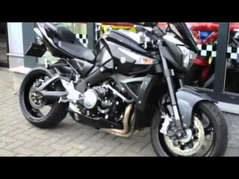 Suzuki B-King Плюсы и Минусы - YouTube