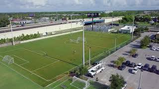 Tampa Bay Rowdies Field (Drone Clips)