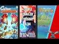 Nintendo Switch Trailers - My Time at Portia - Dead Cells - Scribblenauts Showdown - Episode 34