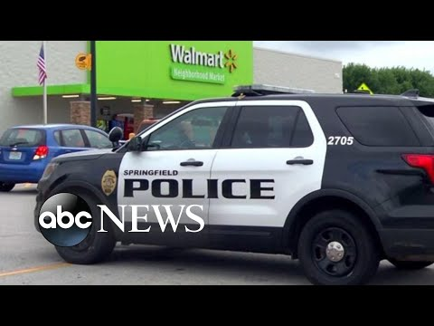 Man walks into Walmart with rifle, body armor