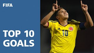 Top 10 Goals: FIFA U-20 World Cup Turkey 2013