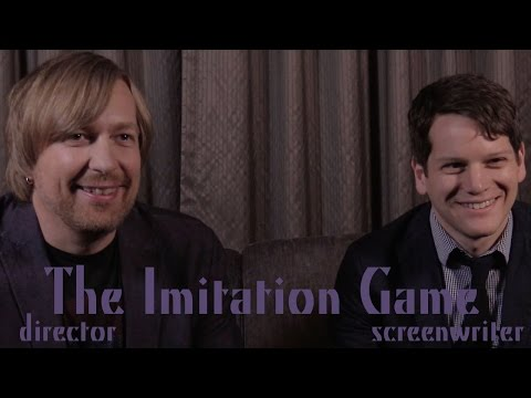 DP30 TIFF '14: The Imitation Game, director Morten Tyldum & screenwriter Graham Moore