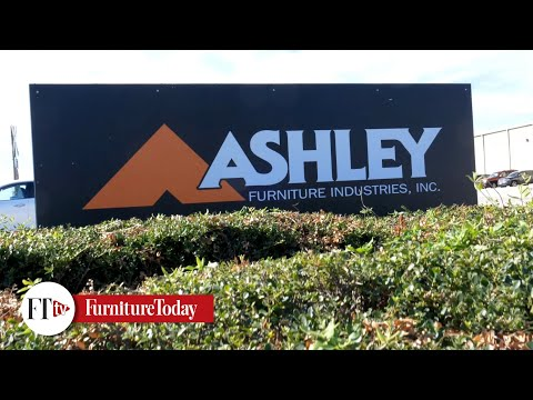 Getting A Look Inside Ashley's New RTA Plant In Statesville, N.C.