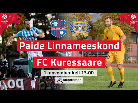 Paide Linnameeskond Kuressaare FC Goals And Highlights