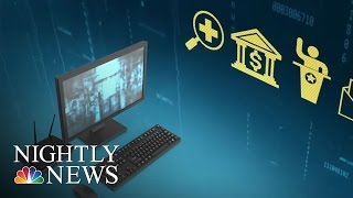 Internet Browsing Privacy At Center Of Capitol Hill Fight | NBC Nightly News