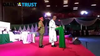 INEC issues Buhari