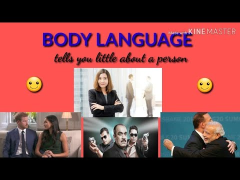 Body Language | Human Psychology from YouTube · Duration:  2 minutes 53 seconds