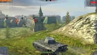 WoT Blitz E50 Impossible win