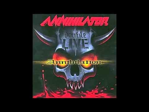 Annihilator - Double Live Annihilation - 02 - Ultra-Motion [LIVE] mp3