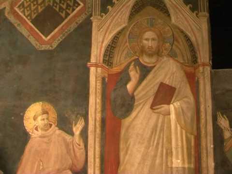 Assisi: ecco i veri colori di Giotto