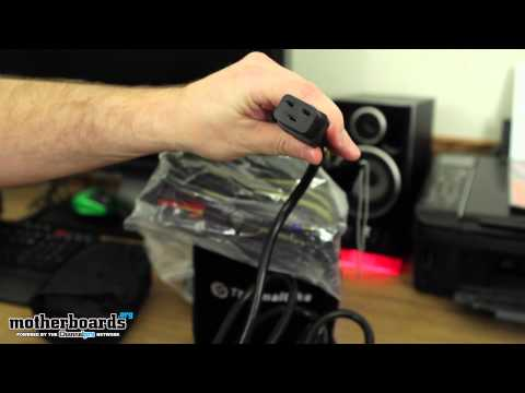 Thermaltake TP-1500M 1500W 80 PLUS SILVER Power Supply Unboxing