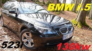 BMW 523i Touring řady 5 - Kufr na čivavy :) BEZ KOMPRESE (: Recenze