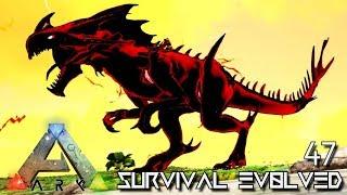 ARK: SURVIVAL EVOLVED - ODRACIR SUPREME REAPER BOSS FIGHT E47 !!! ( ARK EXTINCTION CORE MODDED )
