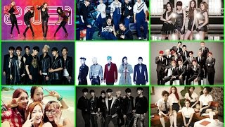 TOP 100 KPOP NONTITLE TRACKS FROM 100 KPOP ARTISTS (2015)