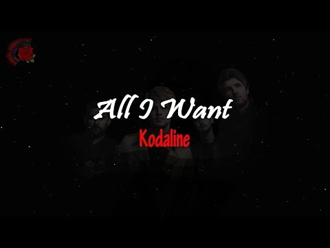 Kodaline - All I Want │ LIRIK TERJEMAHAN