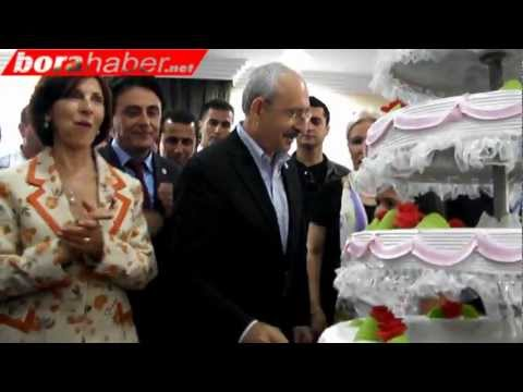 CHP Genel Başkanı Kemal KILIÇDAROĞLU Niğde'de