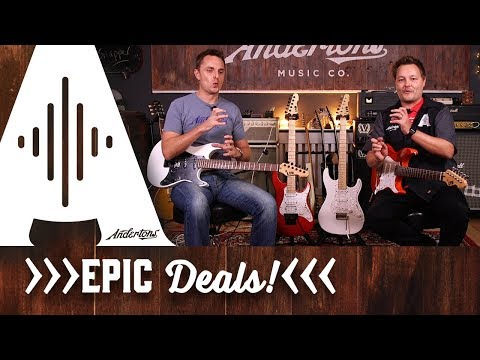 ESP LTD SN200 - Great Strat Alternative with over £100 off!!