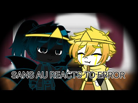 Download || ~ Star Sans & Bad Guys react to Error memes ~ || (OLD AND DISCONTINUED)