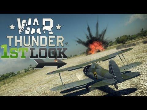 War Thunder - First Look