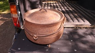 My First Potjie