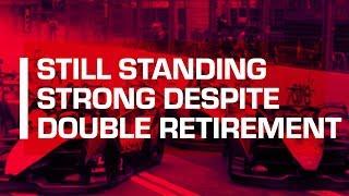 Still Standing Strong Despite Double Retirement | Hong Kong E-Prix Race Highlights | Mahindra Racing
