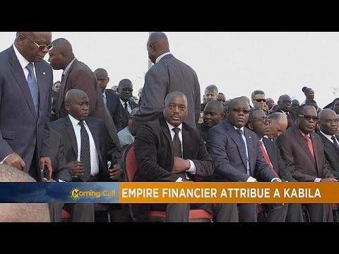 RDC : empire financier attribué à Kabila