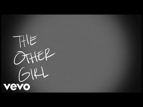 Kelsea Ballerini - the other girl (with Halsey) [Official Lyric Video]